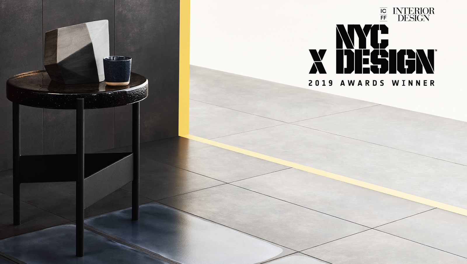 BEST HARD FLOORING PRODUCT A CERAMICHE PIEMME - NYCxDESIGN 2019