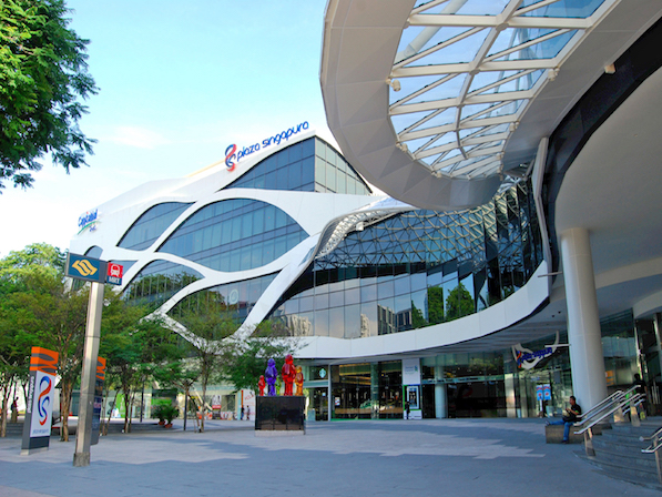 Plaza Singapura Shopping Mall